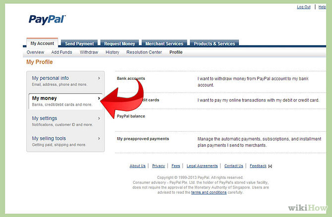 Stop paypal automatic payments