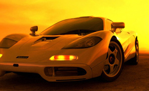 Lightwave Tutorial Lighting and Texturing - Photorealism Volume 2 - Texturing the McLaren