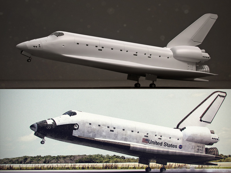 SimplyLightWave Tutorial: The Making of the Space Shuttle
